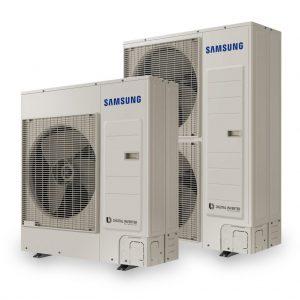 Термопомпи EHS въздух към вода (битови)